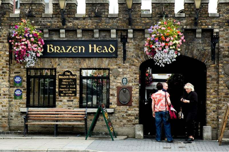 The Brazen Head (1198) — Dublin, Irlanda