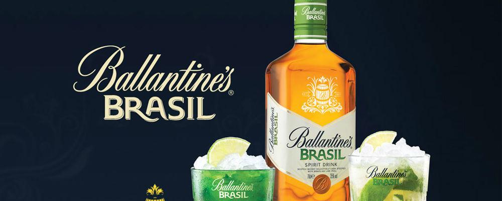 Ballantine's Brasil revoluciona el concepto del whisky