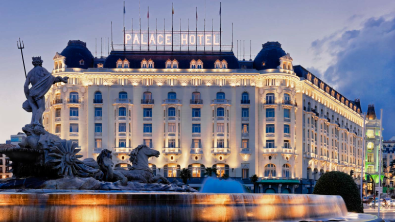 Westin Palace Ron Festival Madrid 2014