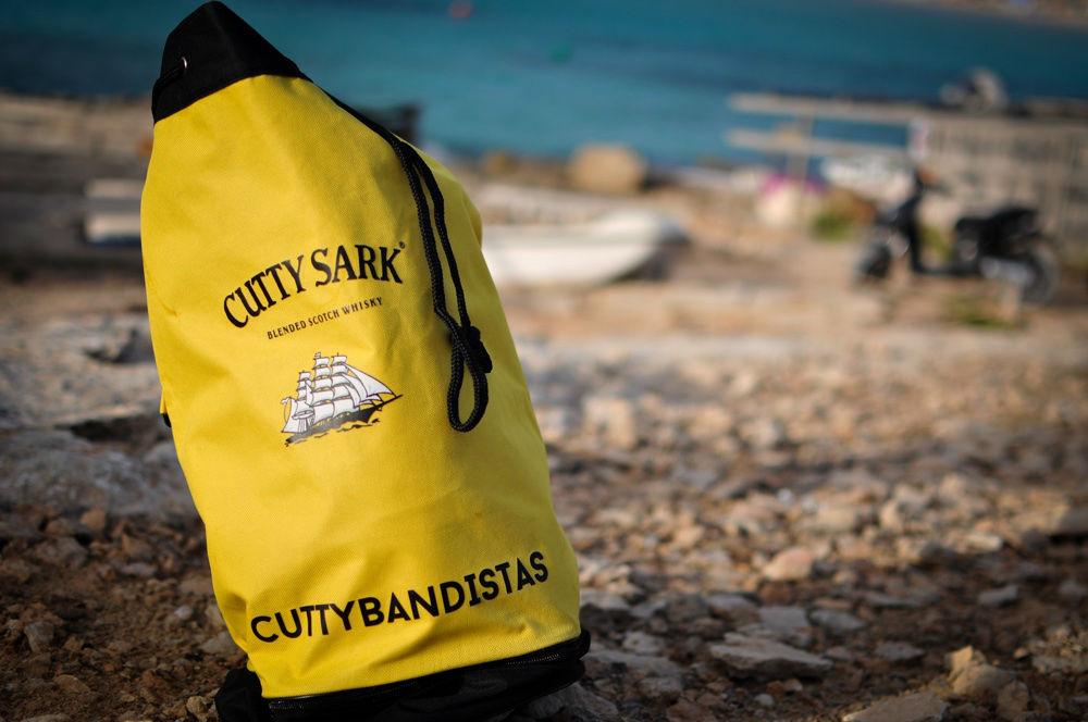 Cuttybandista: 7 días de isla en isla para completar la travesía