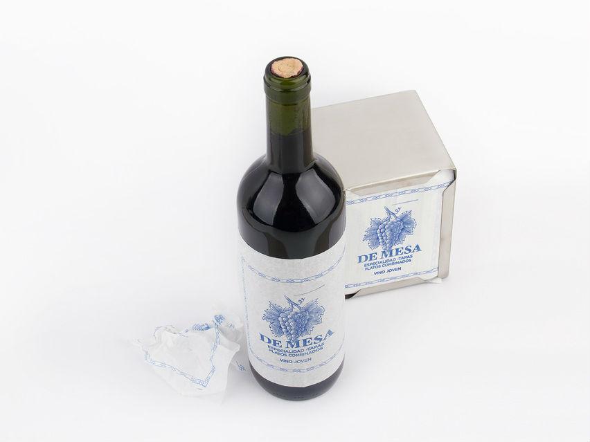 De Mesa vino