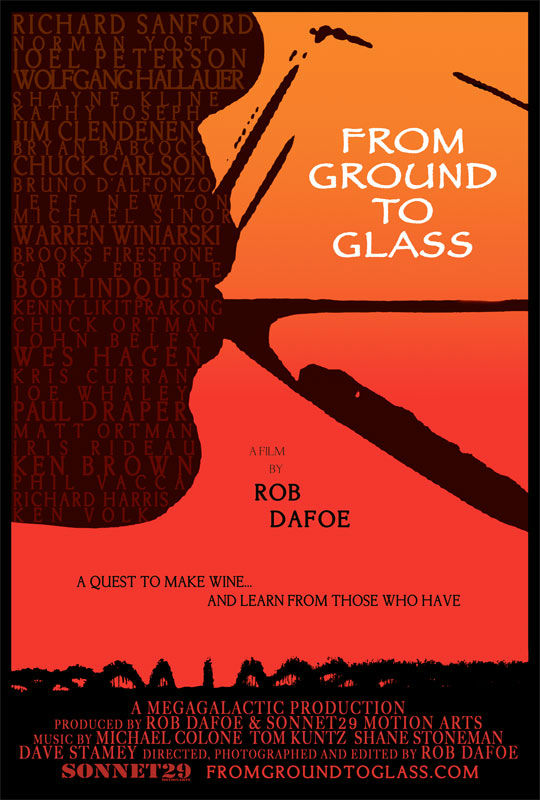 From Ground to Glass película vino