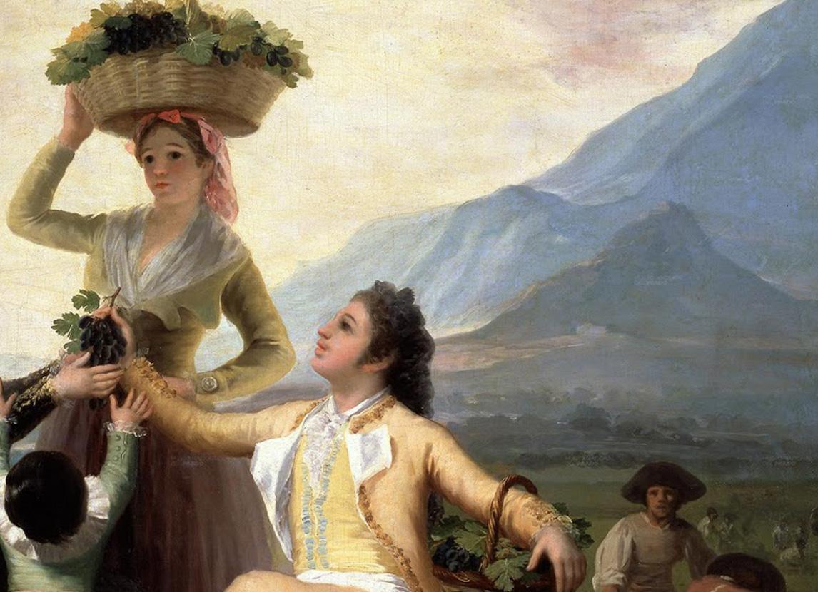 Goya uvas