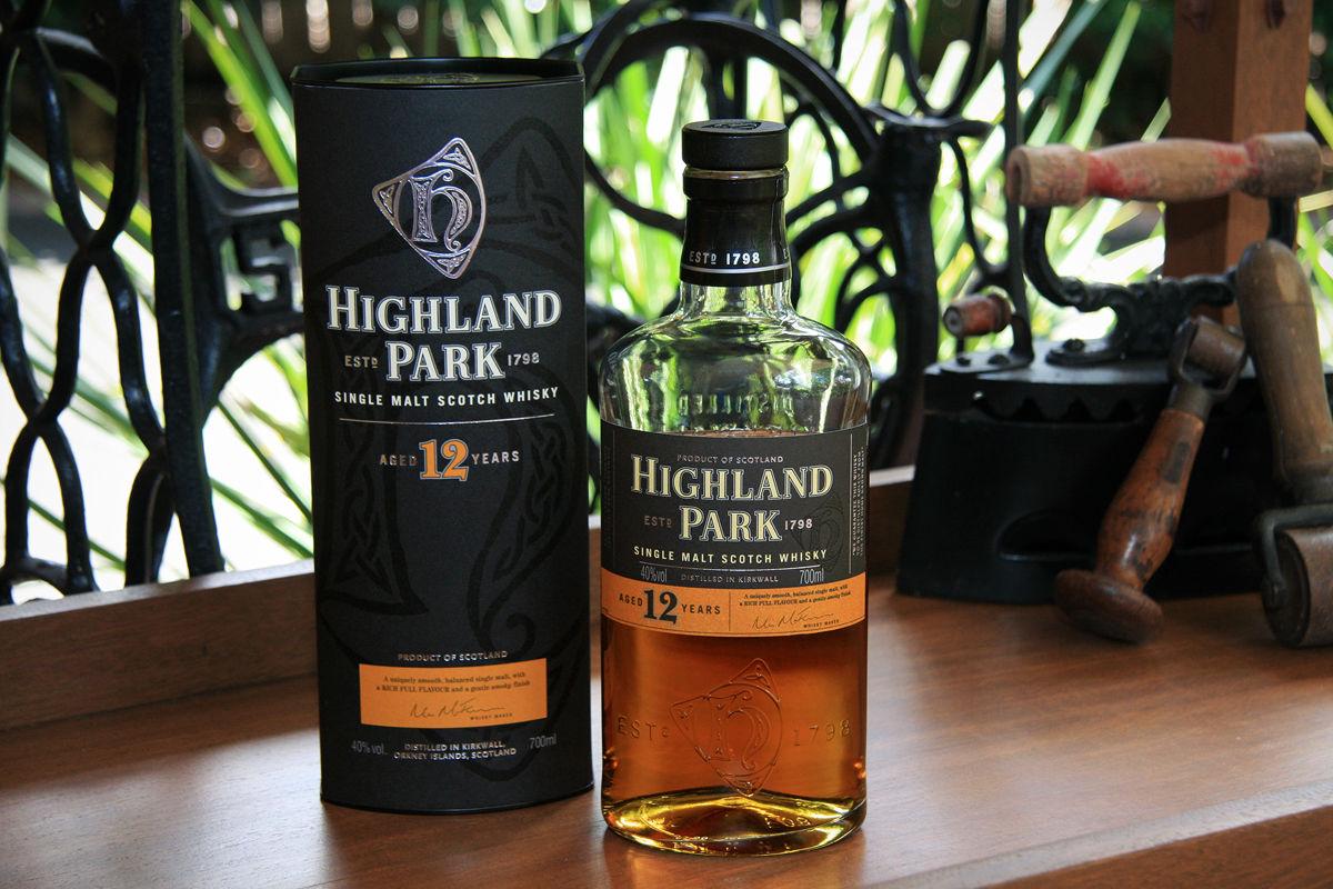 Highland Park 12 años, whisky con historia
