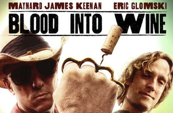 Blood into Wine película vino
