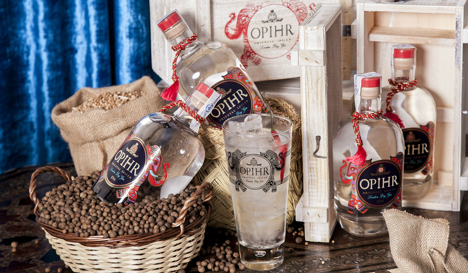 Opihr World Adventure Cocktail Competition ya cuenta con finalistas españoles