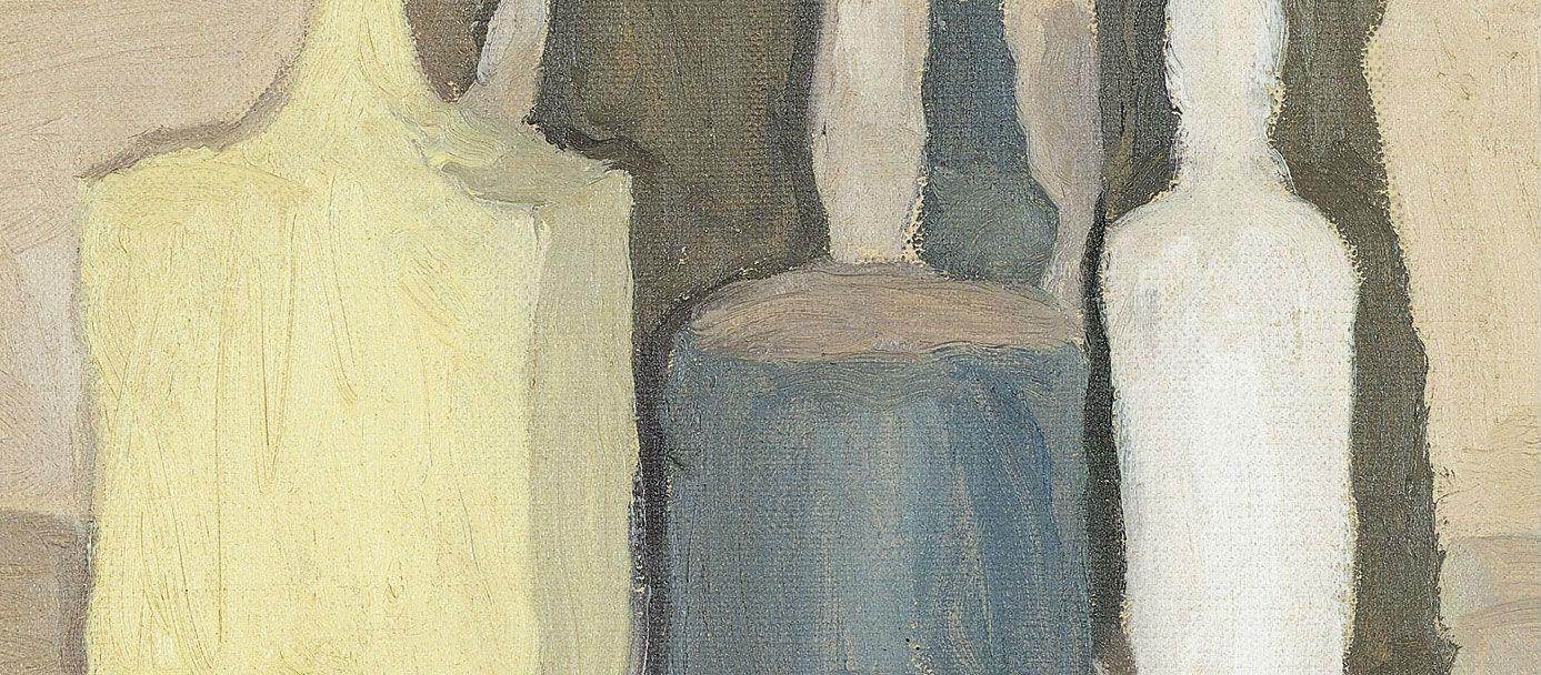 """""""Naturaleza muerta"""" (1948-1949), de Giorgio Morandi"""