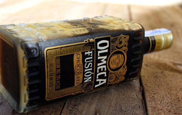 Olmeca Chocolate, tequila con fusión de sabores