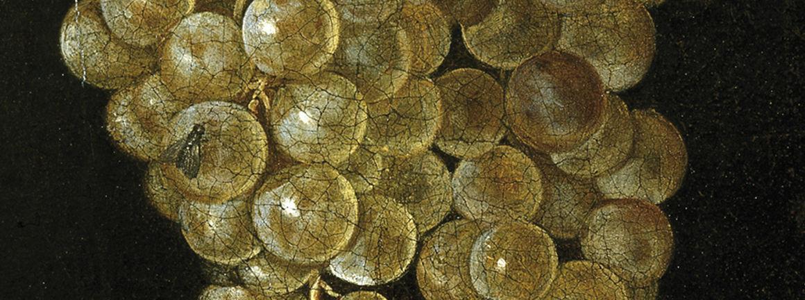 """""""Racimos de uvas"""" (1630 – 1644), de Juan Fernández «El Labrador»"""