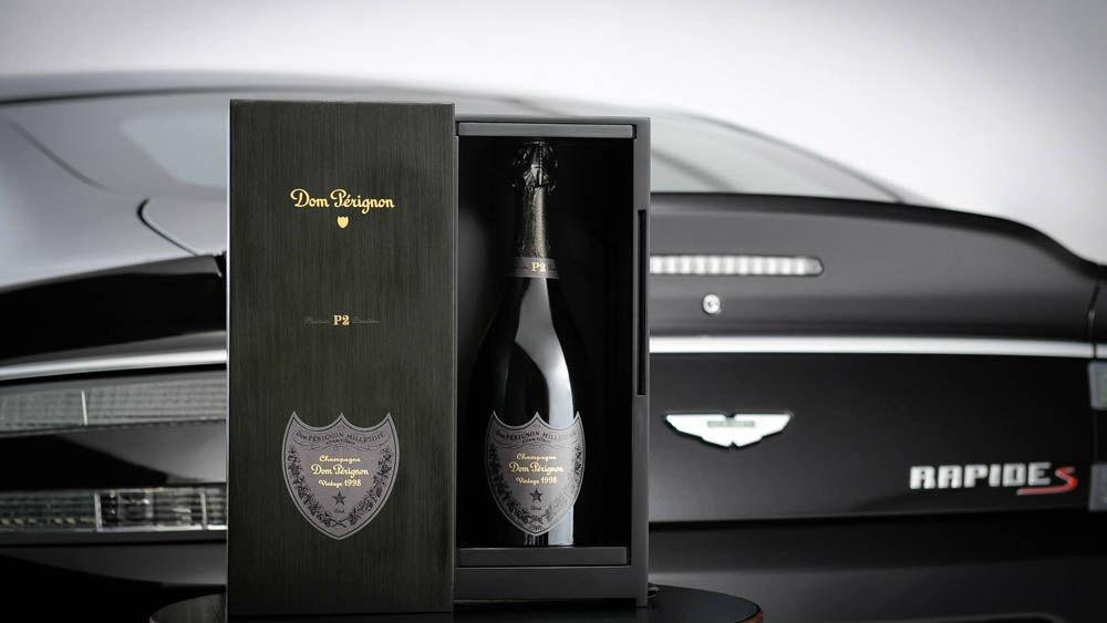 Dom Pérignon Plénitude 2, la energía del champán