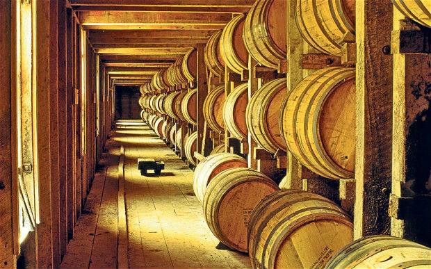 Tonel whisky
