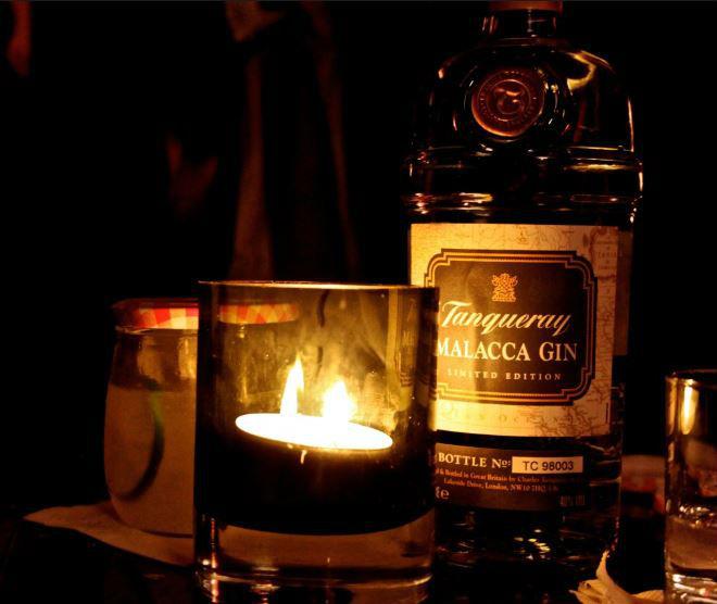 Gin Tanqueray Malacca, edición limitada