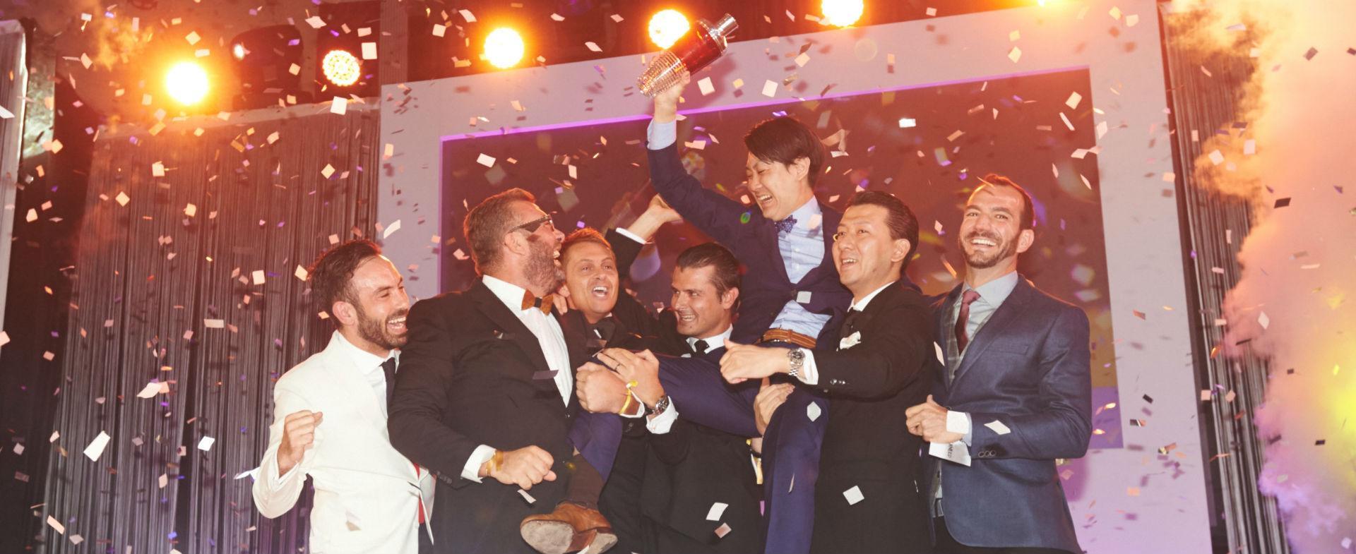 Michito Kaneko, mejor bartender del mundo en la World Class Competition 2015