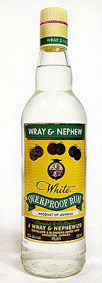 Wray and Nephew Jamaican Rum 1940