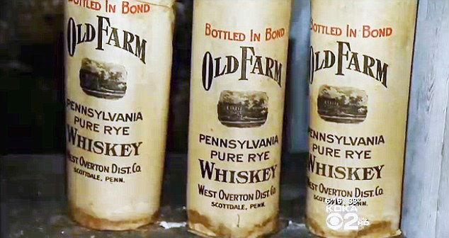 Old Farm Whiskey