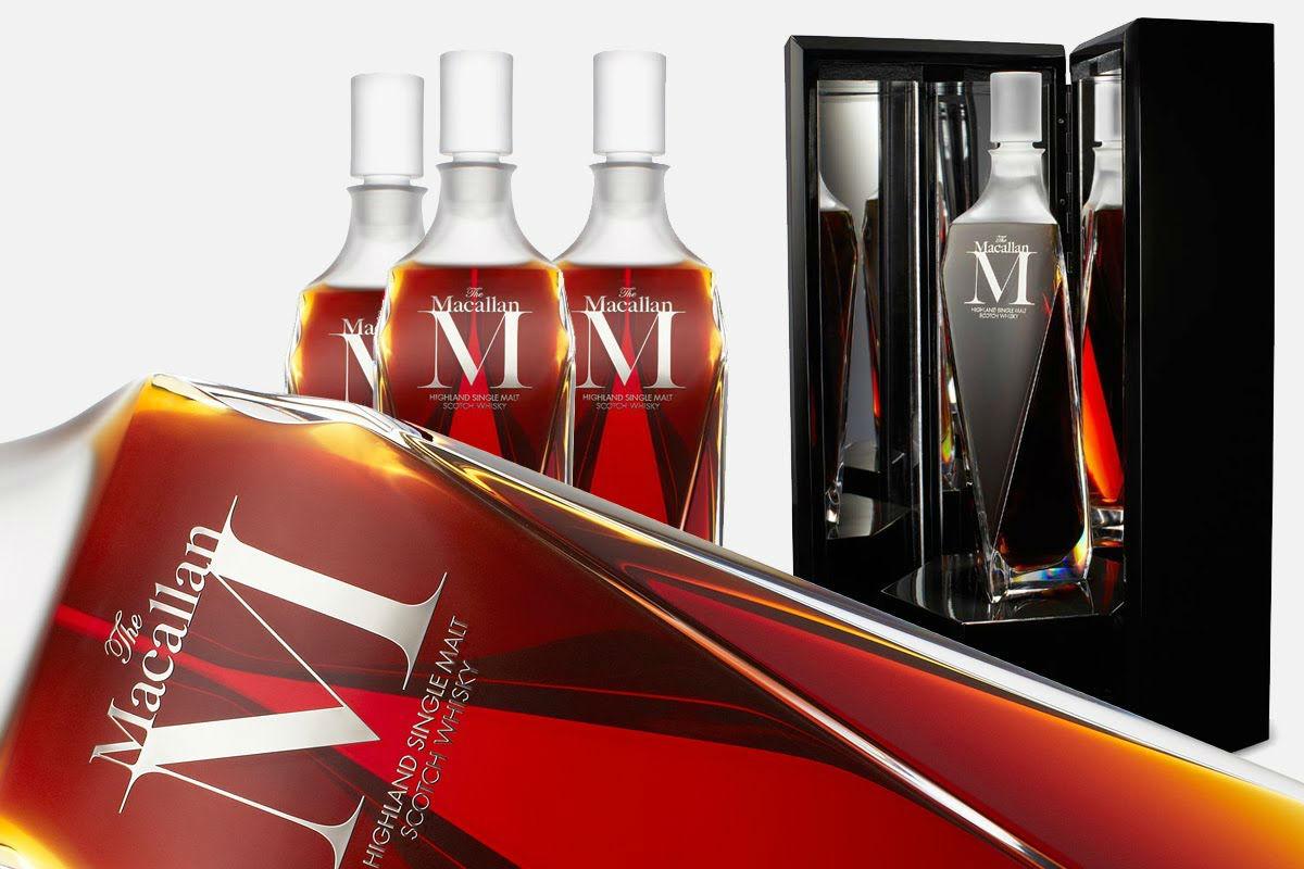 Segundo récord Guiness para The Macallan como whisky más caro vendido en subasta