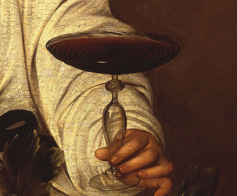 Baco Caravaggio copa