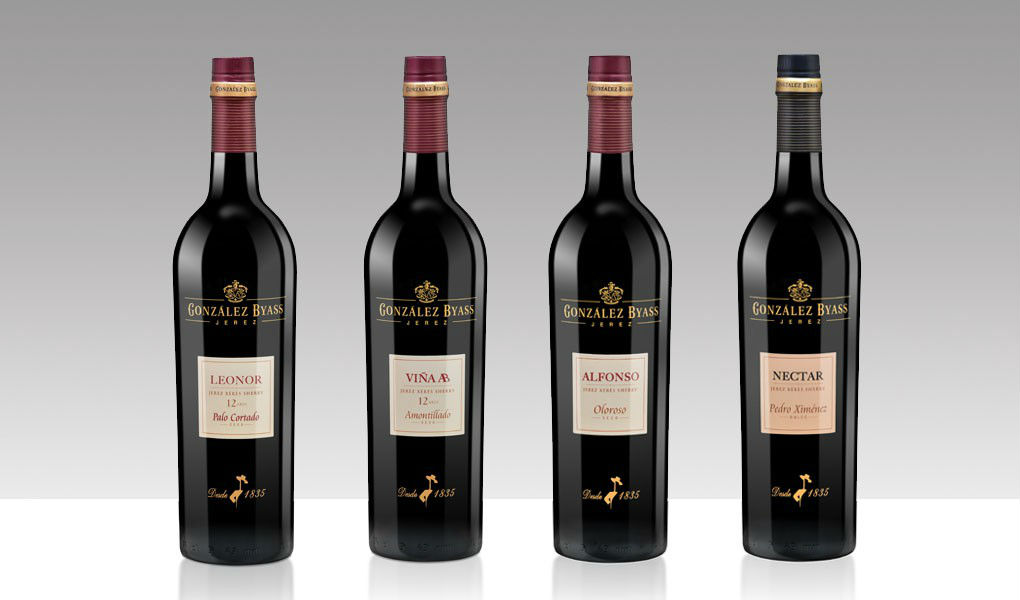 González Byass renueva la imagen de sus vinos