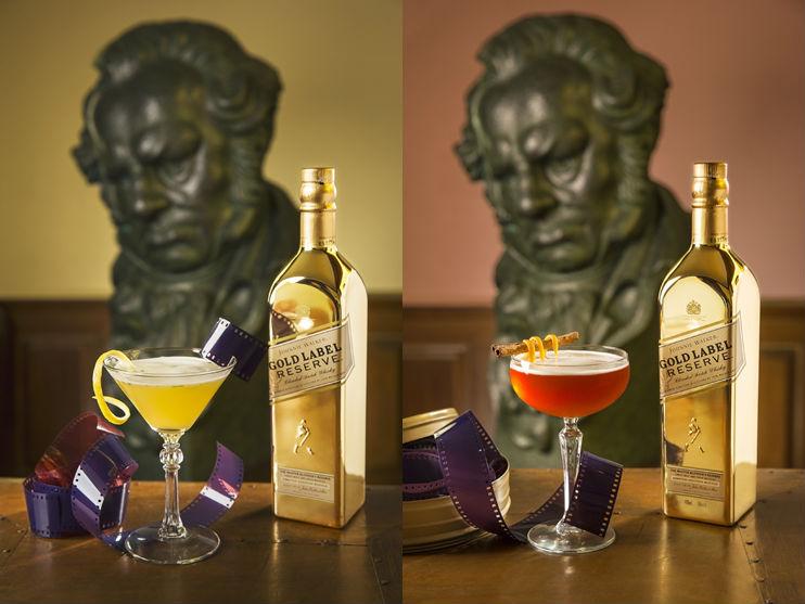 Johnnie Walker Gold Reserve, whisky oficial de los Premios Goya
