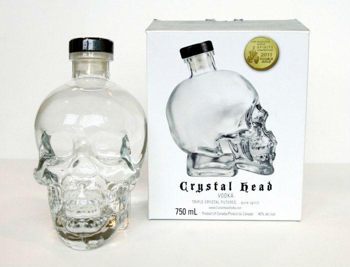¿Cómo reconstruir una cara con una botella?