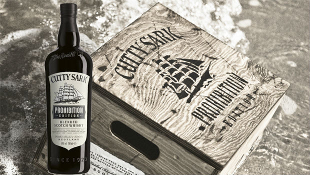 Cutty Sark Prohibition Edition, el único scotch whisky de la Ley Seca