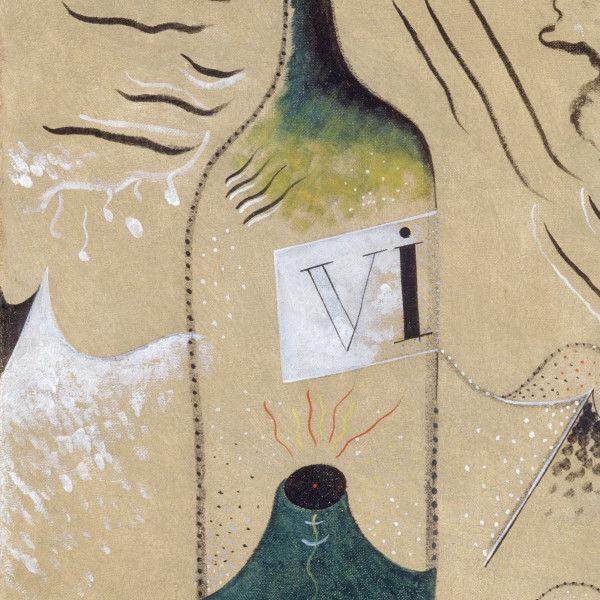 La botella de vino Miro 2