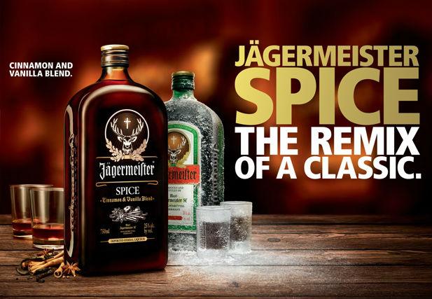 Jägermeister SPICE, edición limitada con canela y vainilla