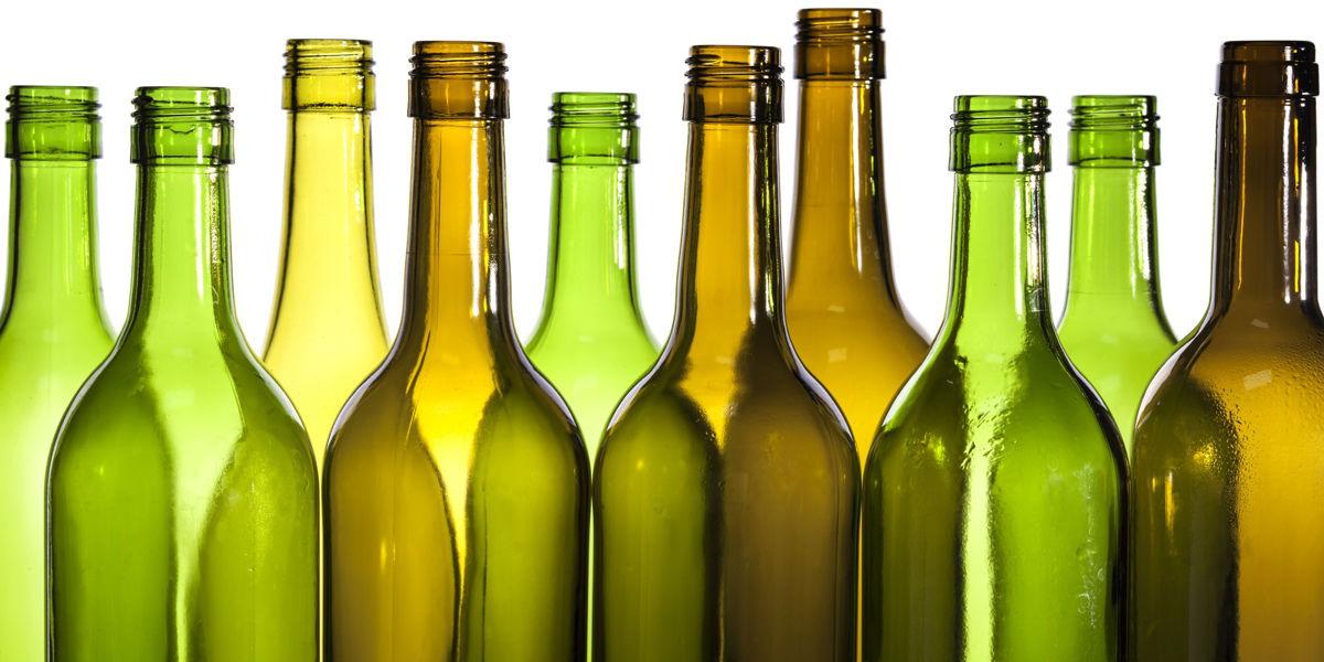 El vino, en botella