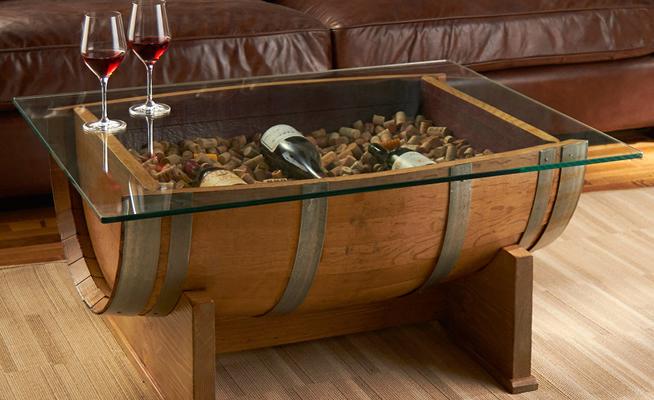 Las 15 mejores formas de reutilizar las barricas de vino