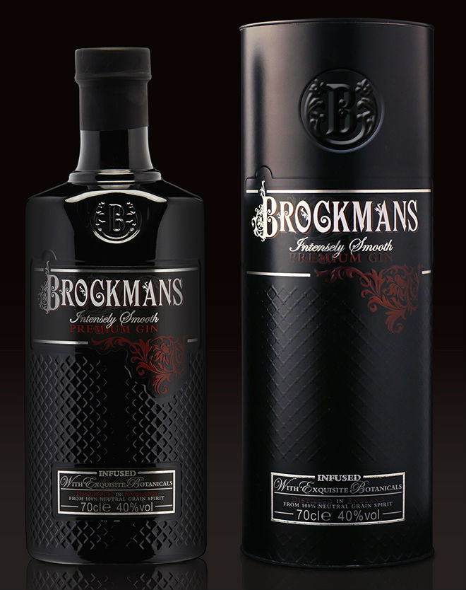 Brockmans Gin presenta un exclusivo packaging para esta Navidad