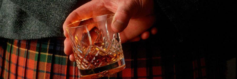 Malos tiempos para el whisky escocés