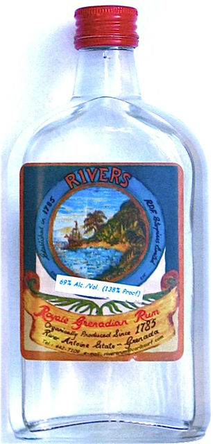 river antoine bottle