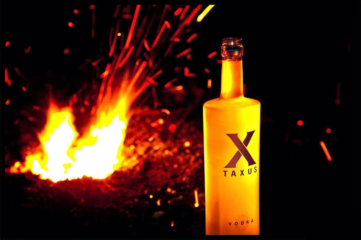 TAXUS, primer vodka hecho en Asturias