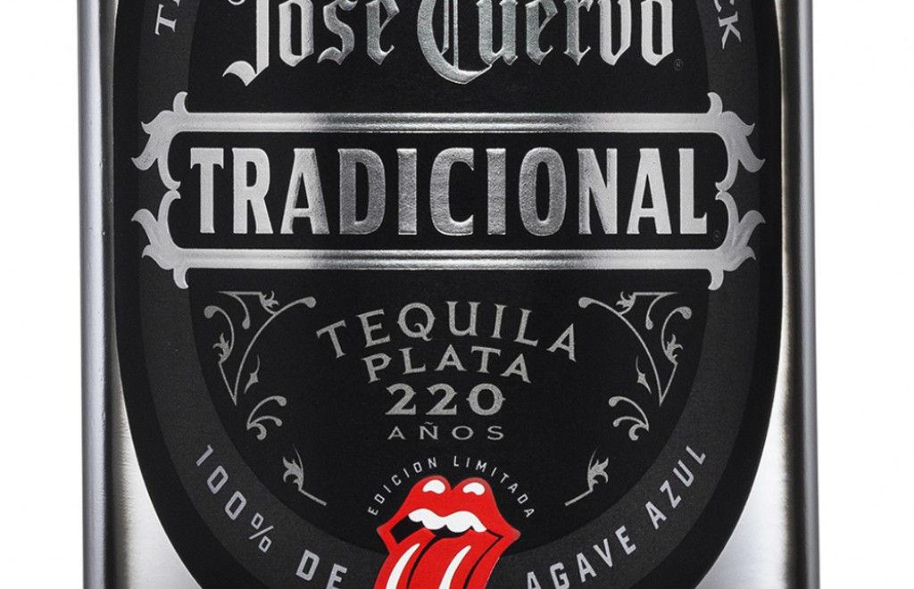 Jose Cuervo honra a Rolling Stones con un limitado packaging