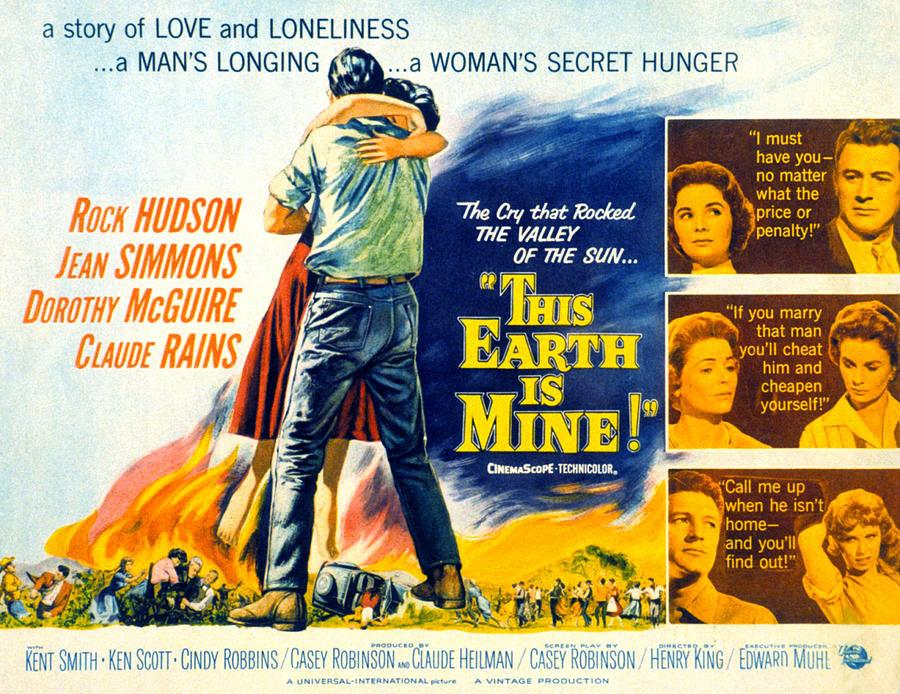 This Earth is Mine película vino