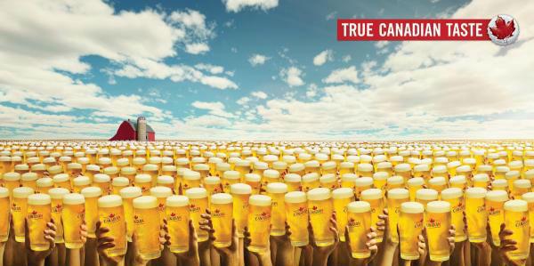 Cerveza gratis para el oficial que salvó el Parlamento de Canadá de un islamista