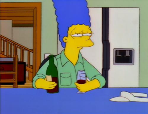 Mondrian Simpsons vino packaging 5