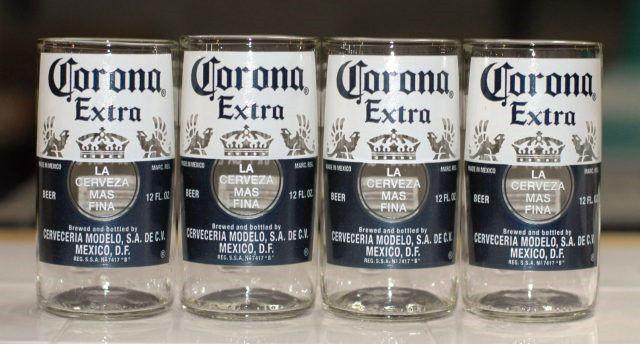 Convierta sus botellas de cerveza en vasos de vidrio ¡Es muy fácil!