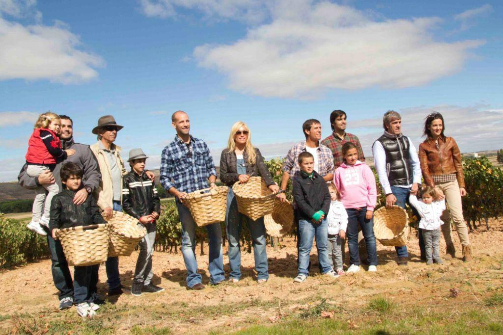 Bodegas Emilio Moro invita a los niños a vivir la vendimia
