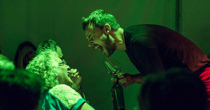 """""""OH, VINO"""", teatro con vino en Madrid"""
