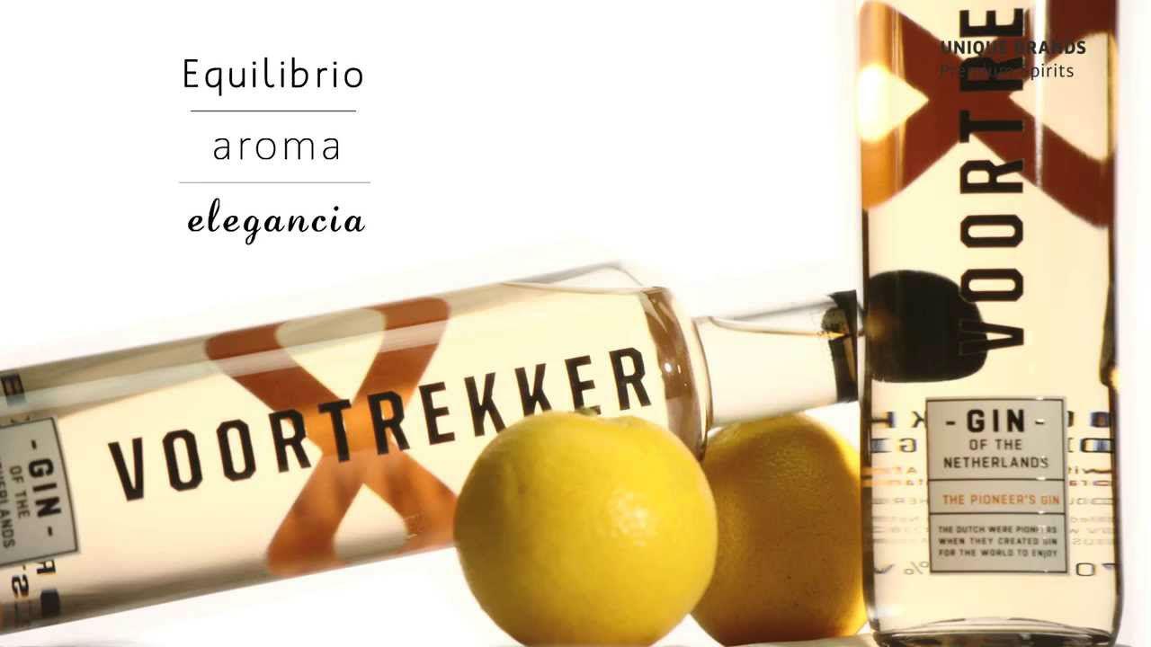 Gin Voortrekker, para los que avanzan primero